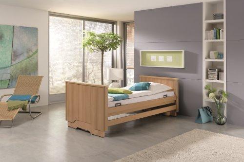 Luxus-Pflegebett ROYAL von Burmeier Elektrobett in Premium-Qualität!
