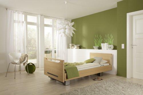 Luxus-Pflegebett WESTFALIA-CARE von Burmeier Elektrobett in Premium-Qualität!