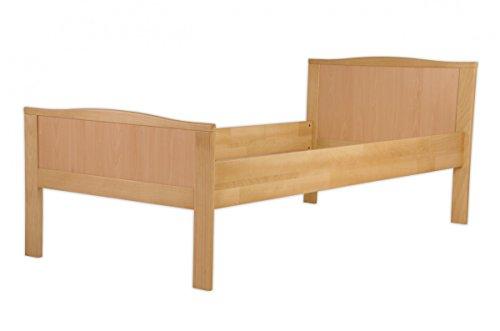 Erst-Holz® Seniorenbett Buche Natur