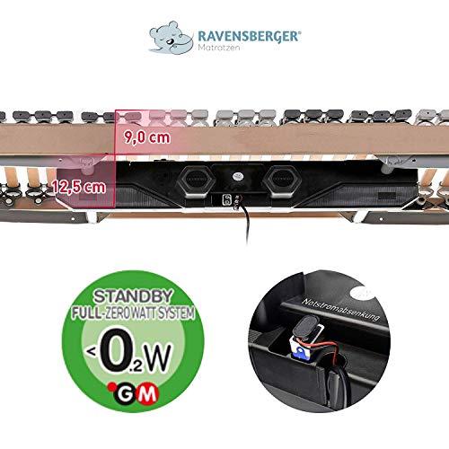 Ravensberger MEDIMED orthopädischer 7-Zonen-Lattenrost, LGA und TÜV geprüft - 6