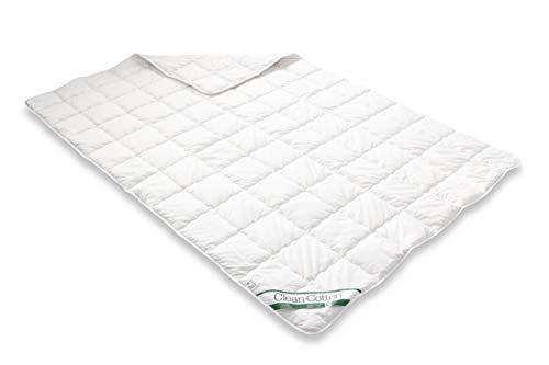 Badenia Steppbett Clean Cotton leicht, 155x200